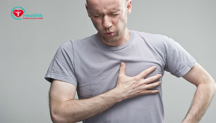 Symptoms of early heart failure
