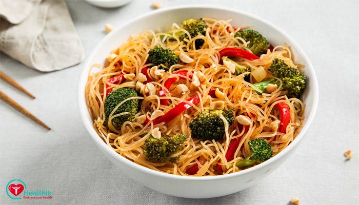 Noodle Stir-fry Recipe